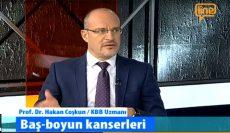 Baş Boyun Kanserleri | Prof.Dr. H. Hakan COŞKUN | Reçete Programı